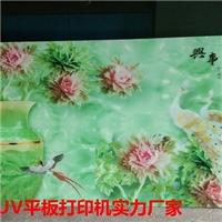 竹木纖維板uv浮雕打印機