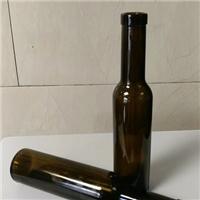 250ml褐色冰□ 酒玻璃酒瓶