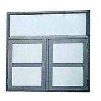 成都钢质防火窗,固定式、活动式按需定制