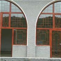 供应西安门窗中空玻璃装饰条厂家