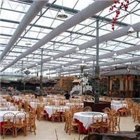 生态餐厅玻璃温室价格