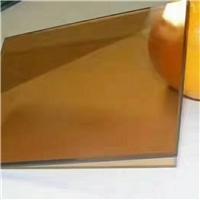 金茶玻璃原片