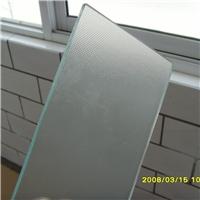 供應超白光伏壓延布紋玻璃