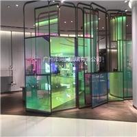 供應幻彩玻璃 變色炫彩玻璃 廣州同民玻璃供應
