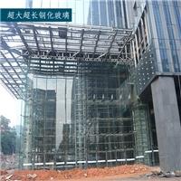 超大超长钢化玻璃