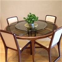 扬州餐桌、茶几方圆钢化玻璃定制