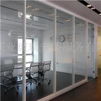 揚州辦公隔斷玻璃定制安裝多少錢一平方