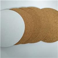 青岛软木垫 背胶垫片 软木玻璃垫厂家