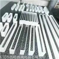 厂家直销 石英玻璃压条 异形石英条订制