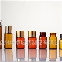 北京华卓加工销售棕色药用玻璃瓶 医用玻璃瓶分类