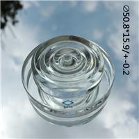 螺纹镜 异形硼硅玻璃器件定制