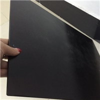 镜面微晶玻璃板 麻面微晶玻璃面板 来图定制加工