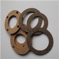 软木橡胶密封垫 耐磨脚垫产品定做厂家直销