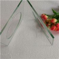 弯钢化玻璃 平弯玻璃 丝印玻璃 家电弯钢化