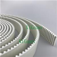 聚氨脂带钢丝同步带接驳带开口带特殊皮带定制