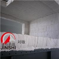 低溫臺車式電阻爐全纖維硅酸鋁陶瓷纖維模塊