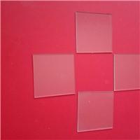 超薄浮法玻璃0.7mm原片厂家定制