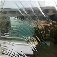 鑲嵌壓花玻璃
