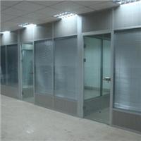 太原玻璃隔断厂家 超大玻璃隔断制作