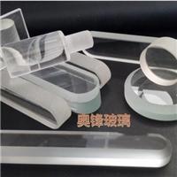 高温视镜玻璃 石英玻璃视镜 耐高压玻璃