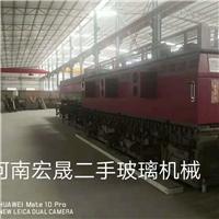 出售上海北玻5024上部对流钢化炉全厂设备一套