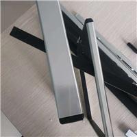 中空玻璃暖边条的优点 德诺特非金属间隔条的使用