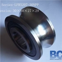 LFR5206-25KDD滚轮轴承