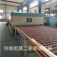出售洛陽北玻2440*5米對流鋼化爐一臺