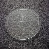 投影灯用超薄浮法玻璃片