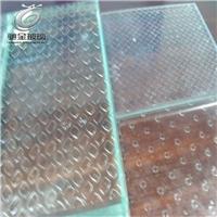 防滑玻璃价格小八字防滑玻璃厂家