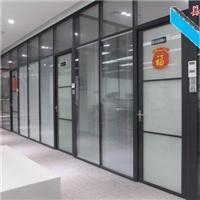 深圳成品玻璃隔断/铝合金高隔断