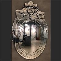 玻璃工艺镜子供应 杭州忆川