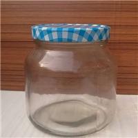 玻璃罐,1500毫升玻璃罐,1500毫升玻璃储物罐