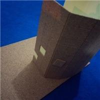 厂价直销玻璃深加工软木垫片1.5+1mm