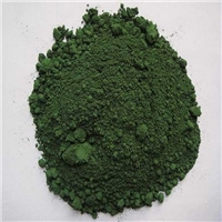 耐高温无机颜料氧化铬绿