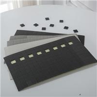 河北玻璃軟木墊廠家直供PVC泡棉EVA墊玻璃墊3+1mm