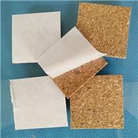 玻璃防震防碎专项使用可移胶高品质背胶玻璃软木垫1.5mm
