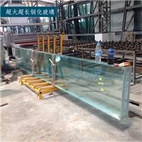 广州超大版玻璃超大超长玻璃特种玻璃