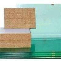 河北软木垫厂家供应玻璃软木垫规格齐全带胶4mm