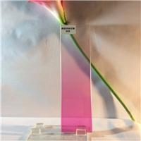 優越漸變玻璃彩色漸變玻璃夾膠玻璃廣州特種玻璃
