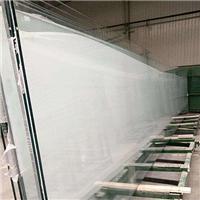廣州超大超長鋼化夾層玻璃
