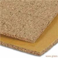 软木垫厂家直营玻璃软木垫抗压不扁带胶软木垫3mm