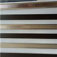 铝木门窗专项使用欧韵暖边条  百叶玻璃暖边条