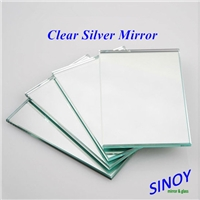 高清超白银镜 15年  镀银镜子