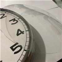 供應儀器儀表鐘表彎鋼化玻璃