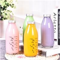 玻璃瓶牛奶瓶密封包鲜豆浆瓶