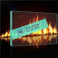 四川成都檢測用防火玻璃