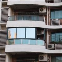 专业安装郑州玻璃幕墙隔热贴膜