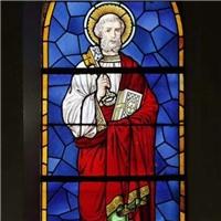 教堂玻璃  工程玻璃  背景墻玻璃