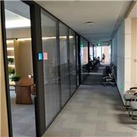 铜川玻璃隔断助力生态商务区的建设